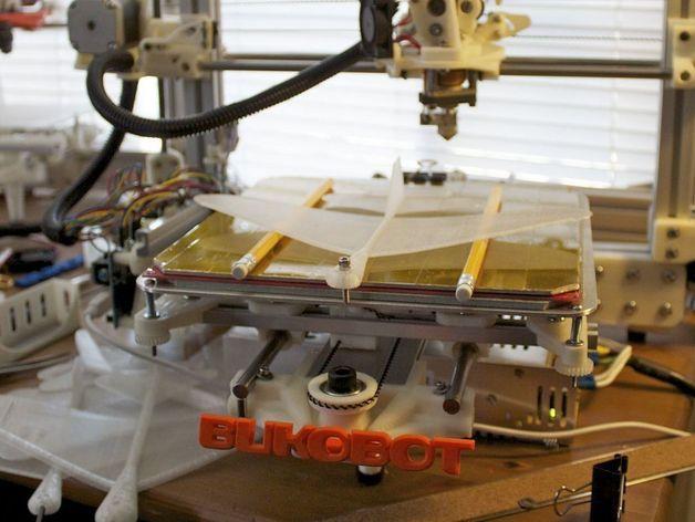 Bukobot Fly滑翔机 3D模型  图5
