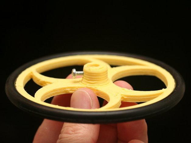 花式轮子 3D模型  图9