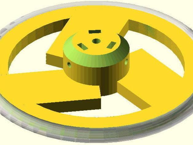 花式轮子 3D模型  图7