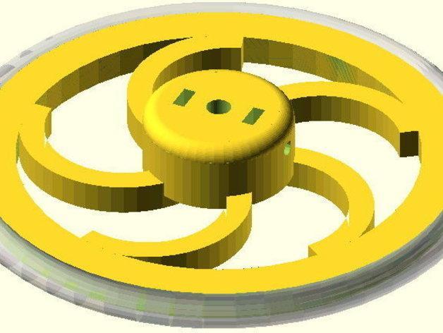 花式轮子 3D模型  图8
