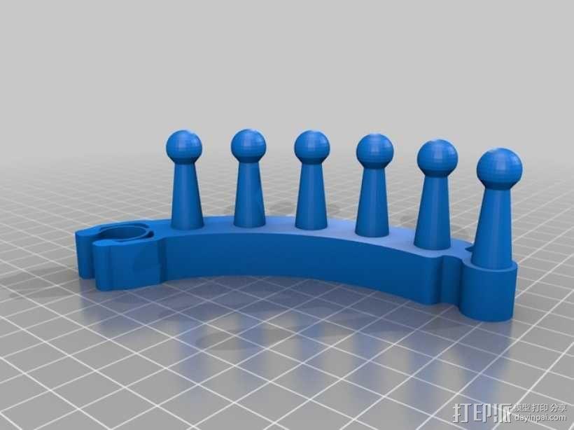 织布机 3D模型  图3
