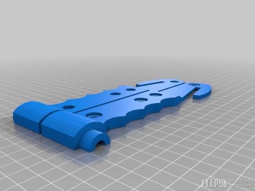 汽车安全锤 3D模型  图7