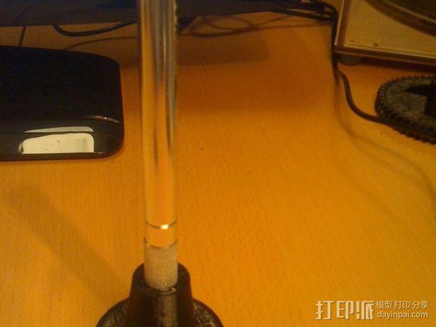 X-Acto美工刀 刀架 3D模型  图2