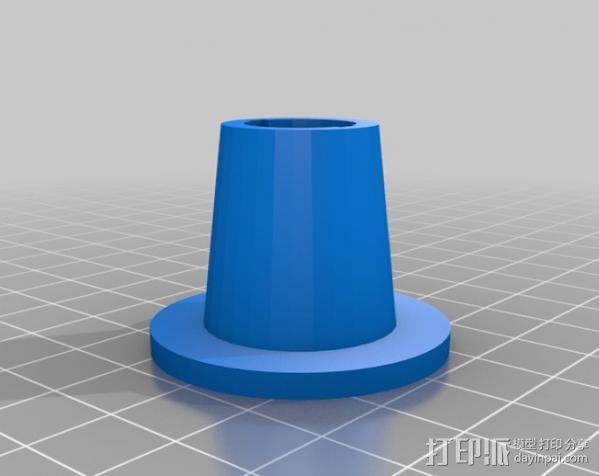 X-Acto美工刀 刀架 3D模型  图3