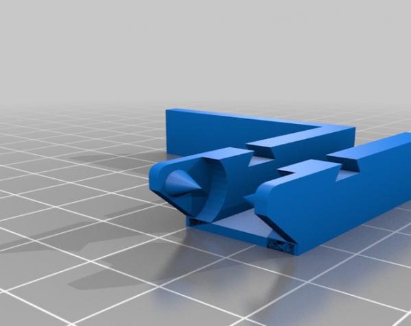 牵引链 3D模型  图13