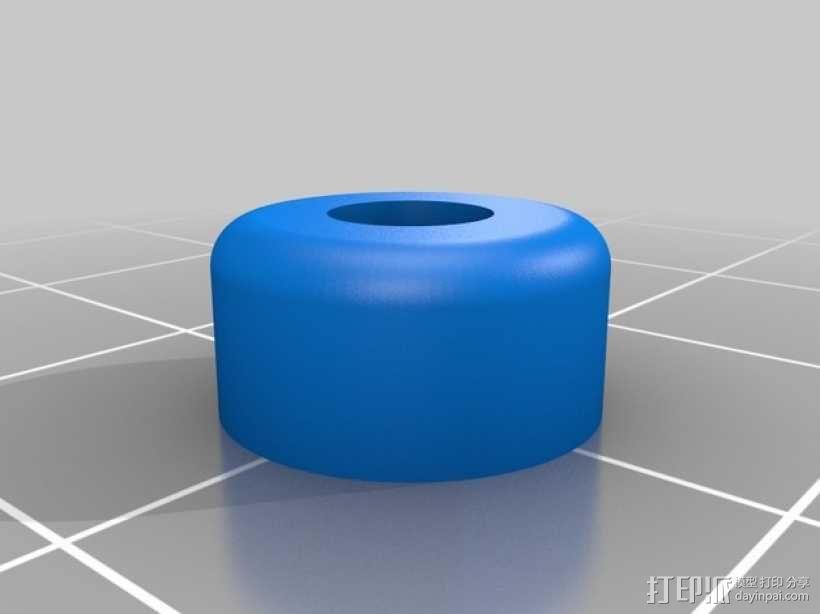 Razor切割机 3D模型  图3