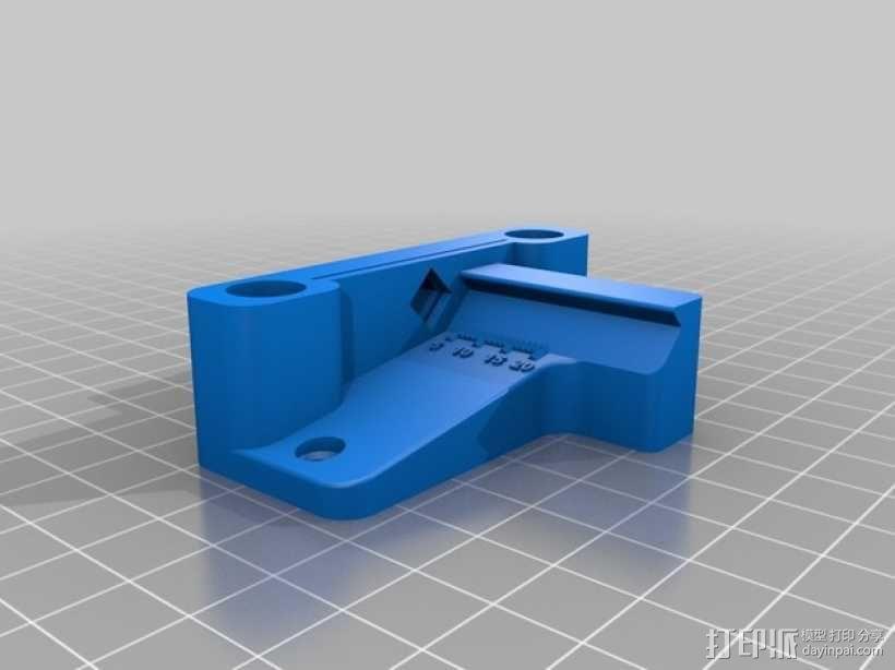 Razor切割机 3D模型  图4