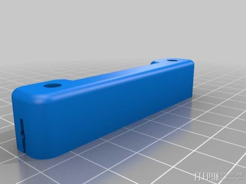 Razor切割机 3D模型  图6