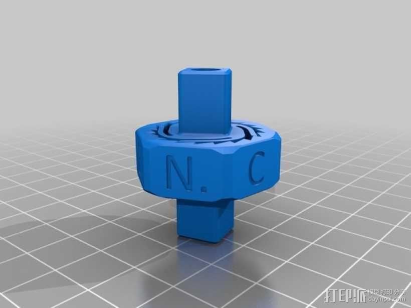 棘轮 3D模型  图7