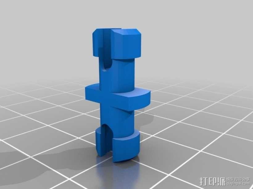 棘轮 3D模型  图8