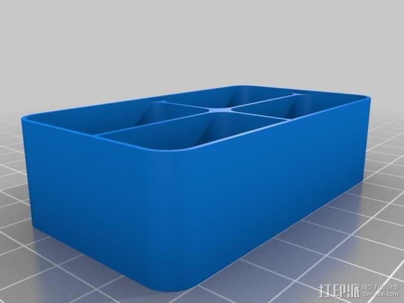 分类盒 3D模型  图3