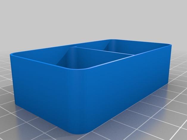 分类盒 3D模型  图2