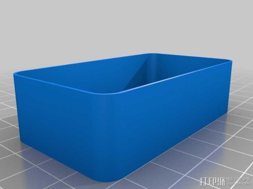 分类盒 3D模型  图6