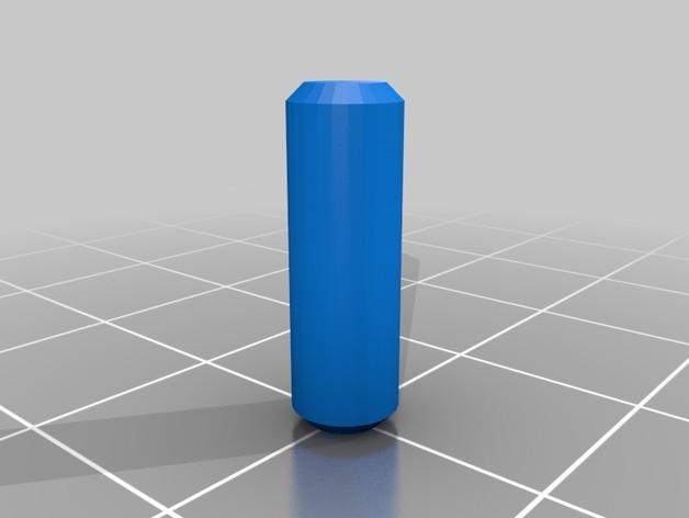 微型钓竿 3D模型  图12