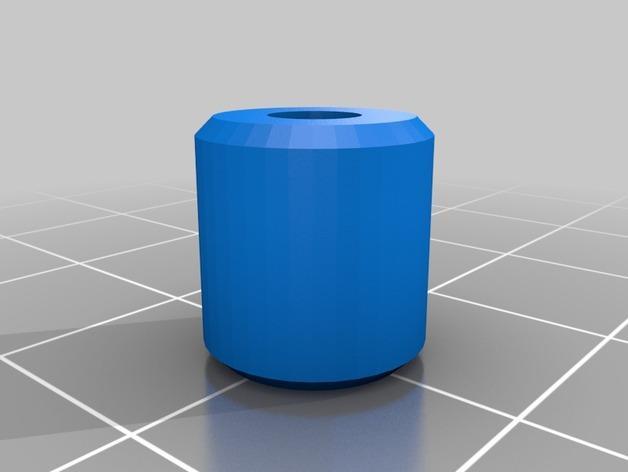 微型钓竿 3D模型  图14
