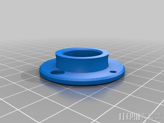微型钓竿 3D模型  图15