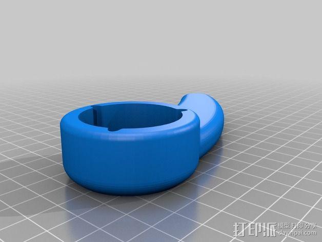 开瓶器 3D模型  图4