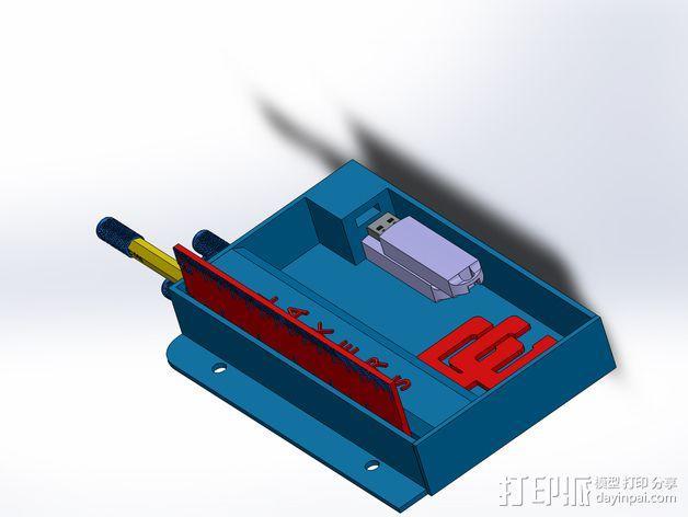 学习用品 3D模型  图10