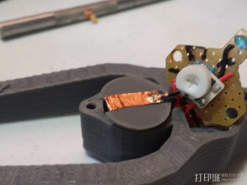 LED灯测试钳 3D模型  图18
