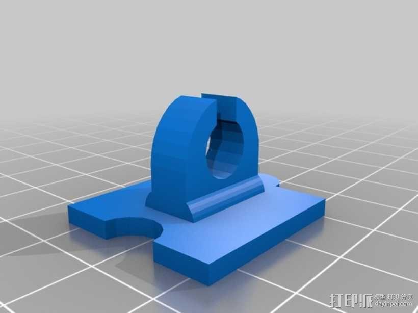 电线夹 3D模型  图5