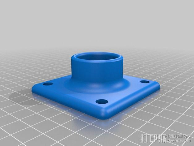 工作灯 升级版 3D模型  图11