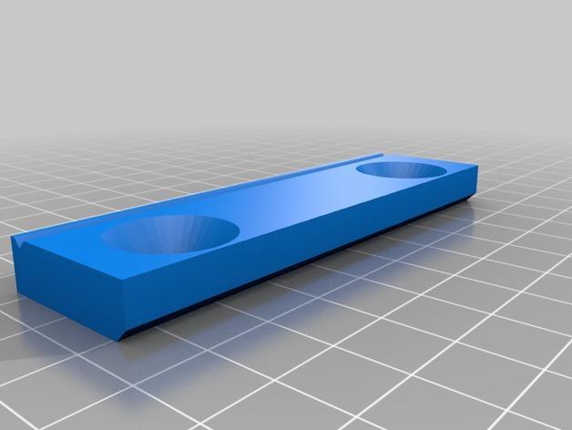 台式虎钳 3D模型  图2