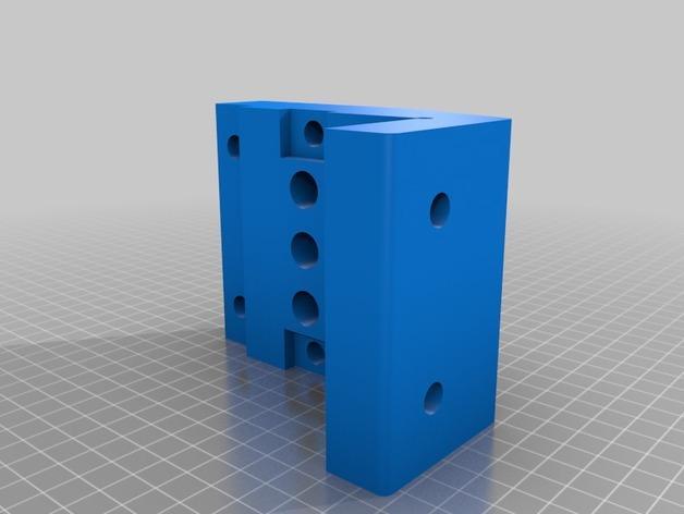 台式虎钳 3D模型  图3