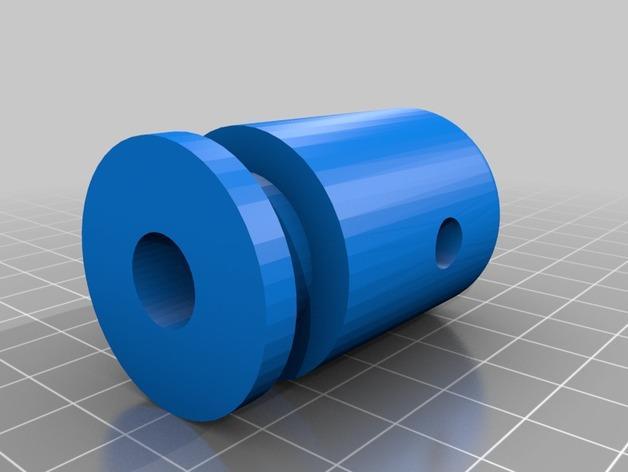 台式虎钳 3D模型  图5