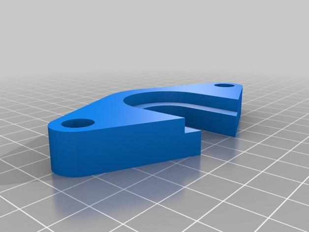 台式虎钳 3D模型  图6