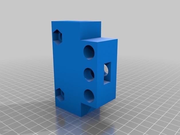 台式虎钳 3D模型  图10