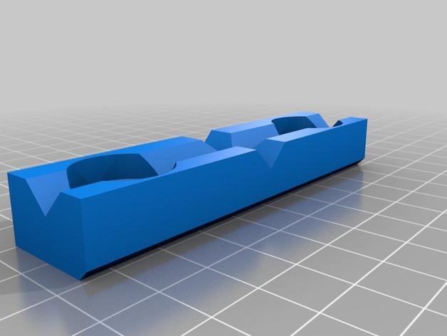台式虎钳 3D模型  图12