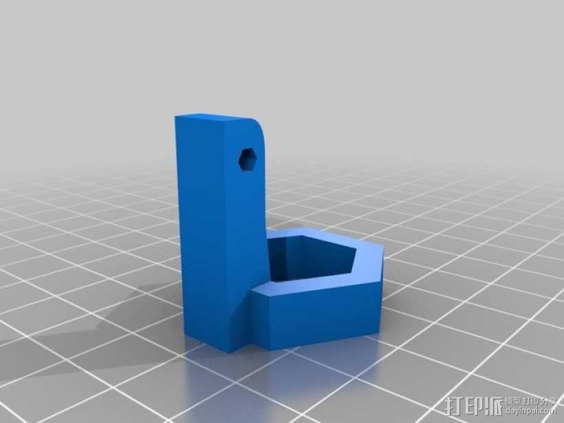 KNRLR 切割器 3D模型  图5