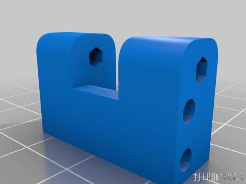 KNRLR 切割器 3D模型  图4