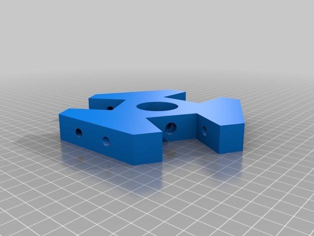 三脚架 3D模型  图7