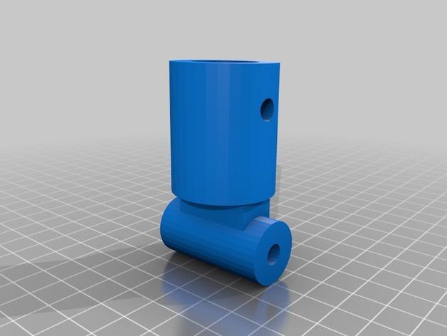 三脚架 3D模型  图8