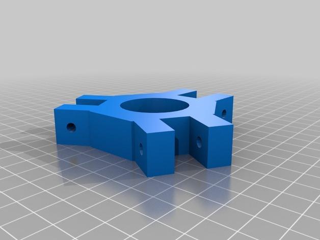 三脚架 3D模型  图9