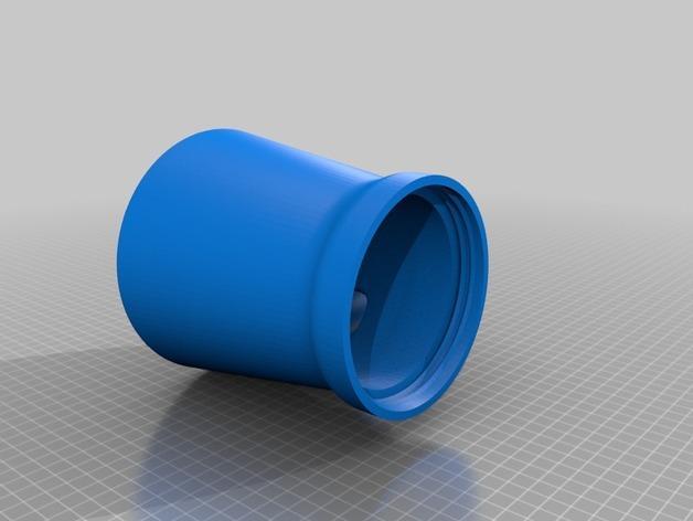 旋风分离器 3D模型  图3