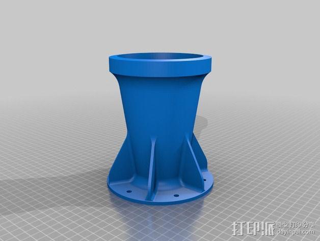 旋风分离器 3D模型  图5