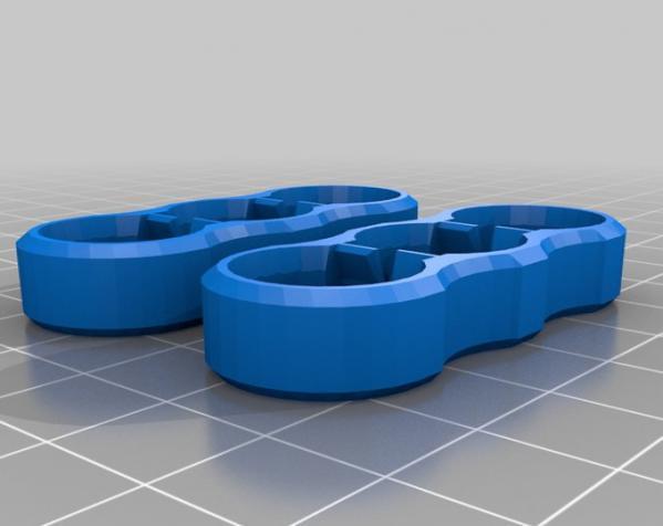 电池帽盖 3D模型  图4