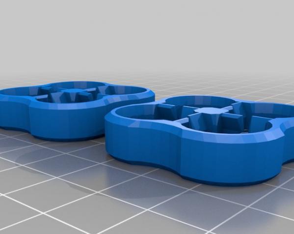 电池帽盖 3D模型  图6
