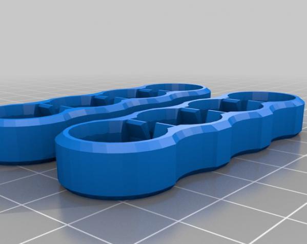 电池帽盖 3D模型  图5