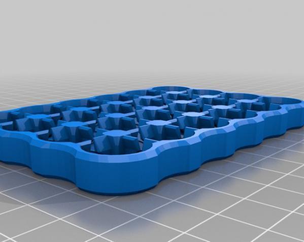 电池帽盖 3D模型  图7