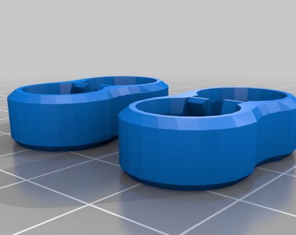 电池帽盖 3D模型  图9