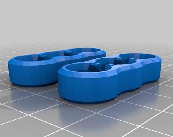 电池帽盖 3D模型  图10
