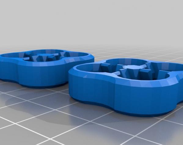 电池帽盖 3D模型  图12