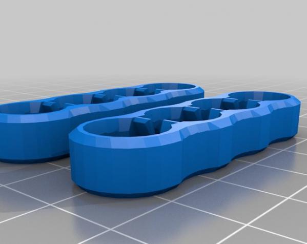 电池帽盖 3D模型  图11