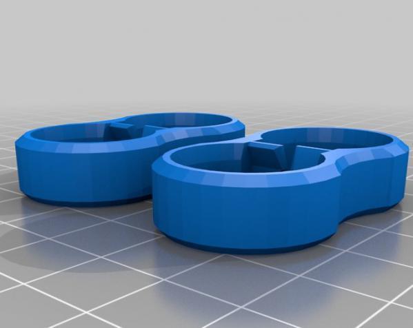 电池帽盖 3D模型  图14