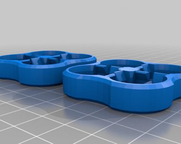 电池帽盖 3D模型  图17