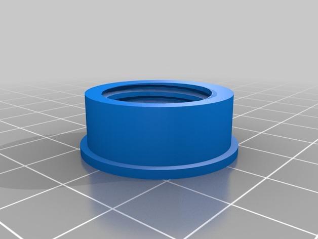 打孔机连接器 3D模型  图4