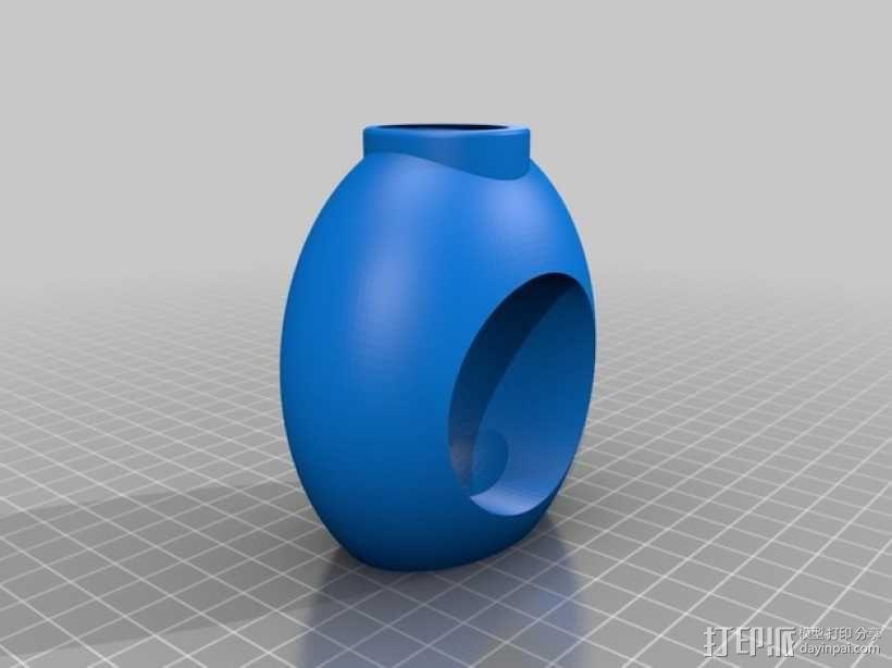 核桃钳 3D模型  图5